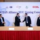 CMA CGM, COSCO Container Lines, Evergreen и OOCL создают альянс