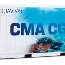 Контейнер для живых омаров от CMA CGM